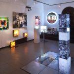 lifeforms lino di vinci arte decorazione art decoration plexiglass paris genova