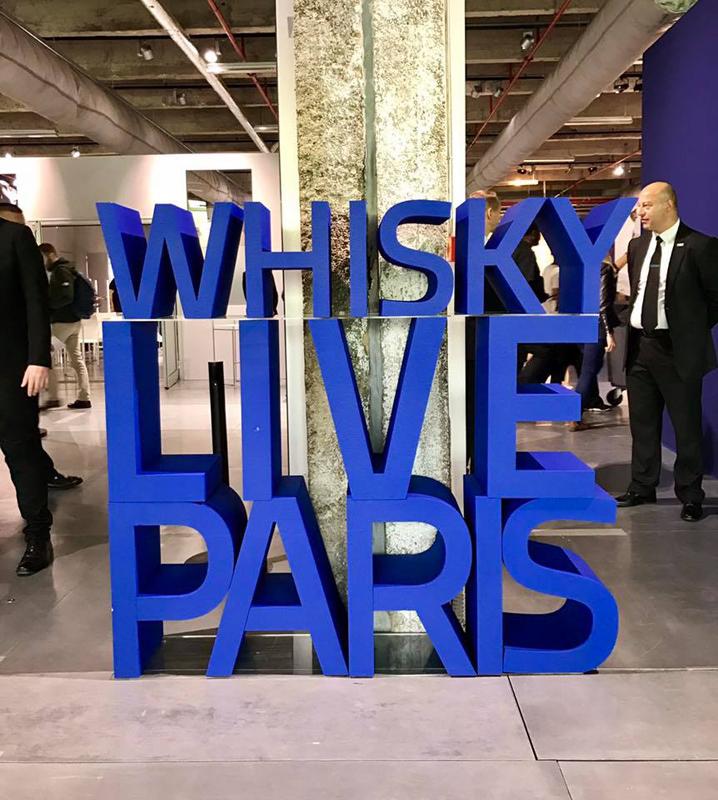 Whisky Live Paris Exhibition