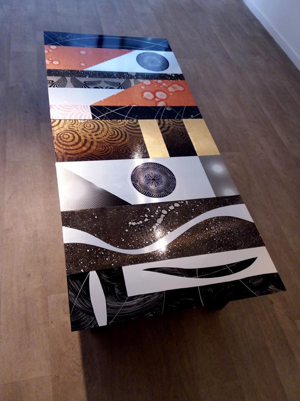 Pannelli decorativi realizzati a mano o stampati