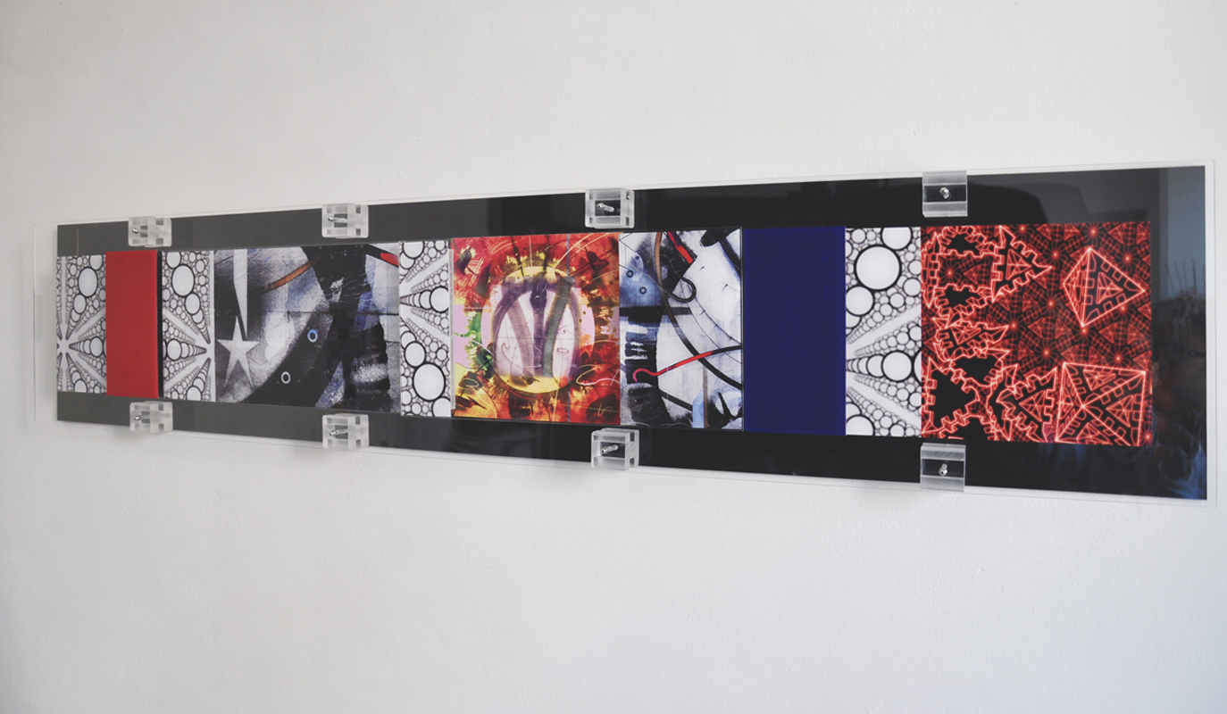 decorazioni in plexiglas