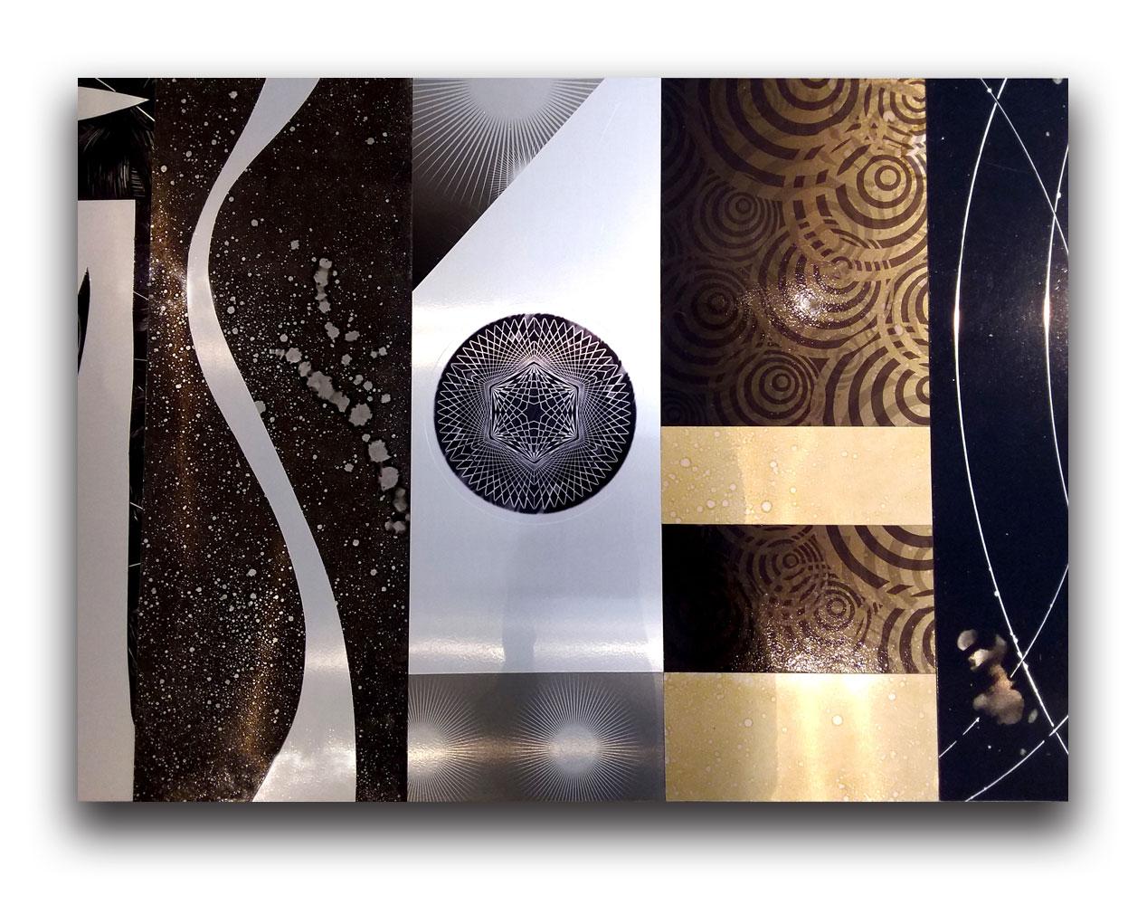 pannelli-in-metallo-decorati-a-mano- in vendita 6